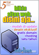 desain web, hosting, domain, wordpress-ready